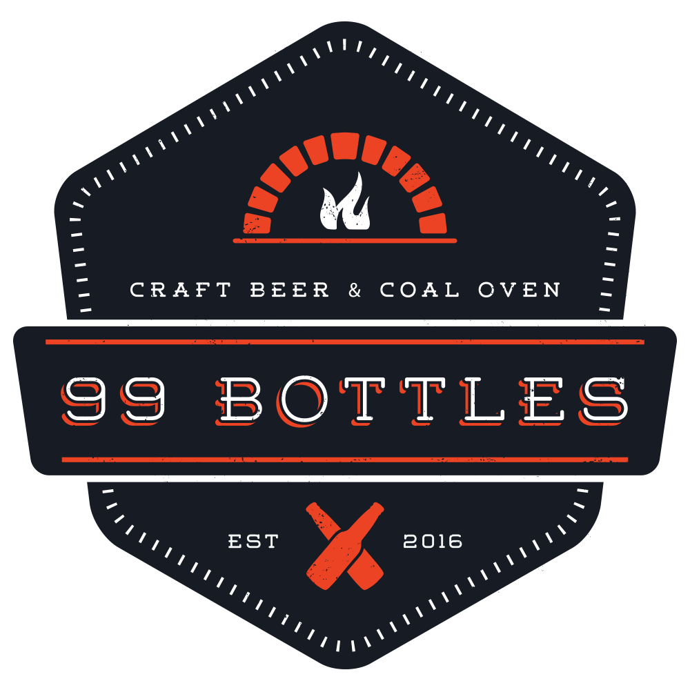 99 Bottles Craft Beer And Coal Fire